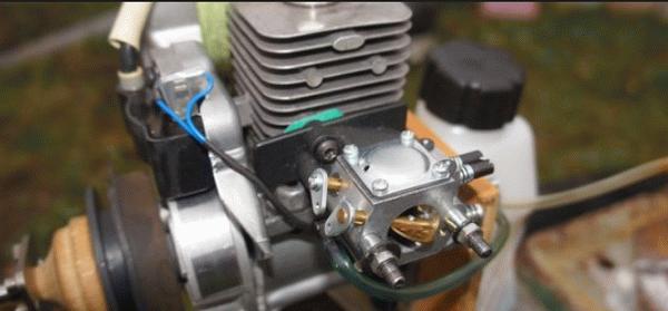 Как регулировать и ремонтировать карбюратор триммера