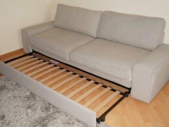рейки для дивана