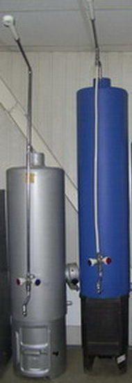Колонка водогрейная на дровах под обычный смеситель. дровяная колонка — водогрей. какой ей быть, и что с ней делать