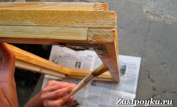 При какой температуре сушить олифу. сколько сохнет олифа или когда можно продолжить работу? как ускорить процесс высыхания олифы на деревянной поверхности или дсп