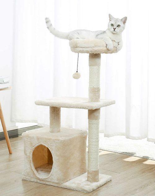 домики для котов своими руками