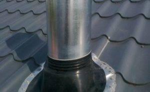 Флеш мастер для дымохода – пошаговая инструкция