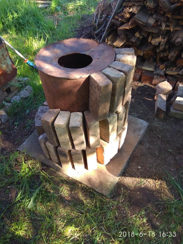 Печь тандыр своими руками: чертежи, как сделать устройство из кирпича для лаваша, пошаговое изготовление