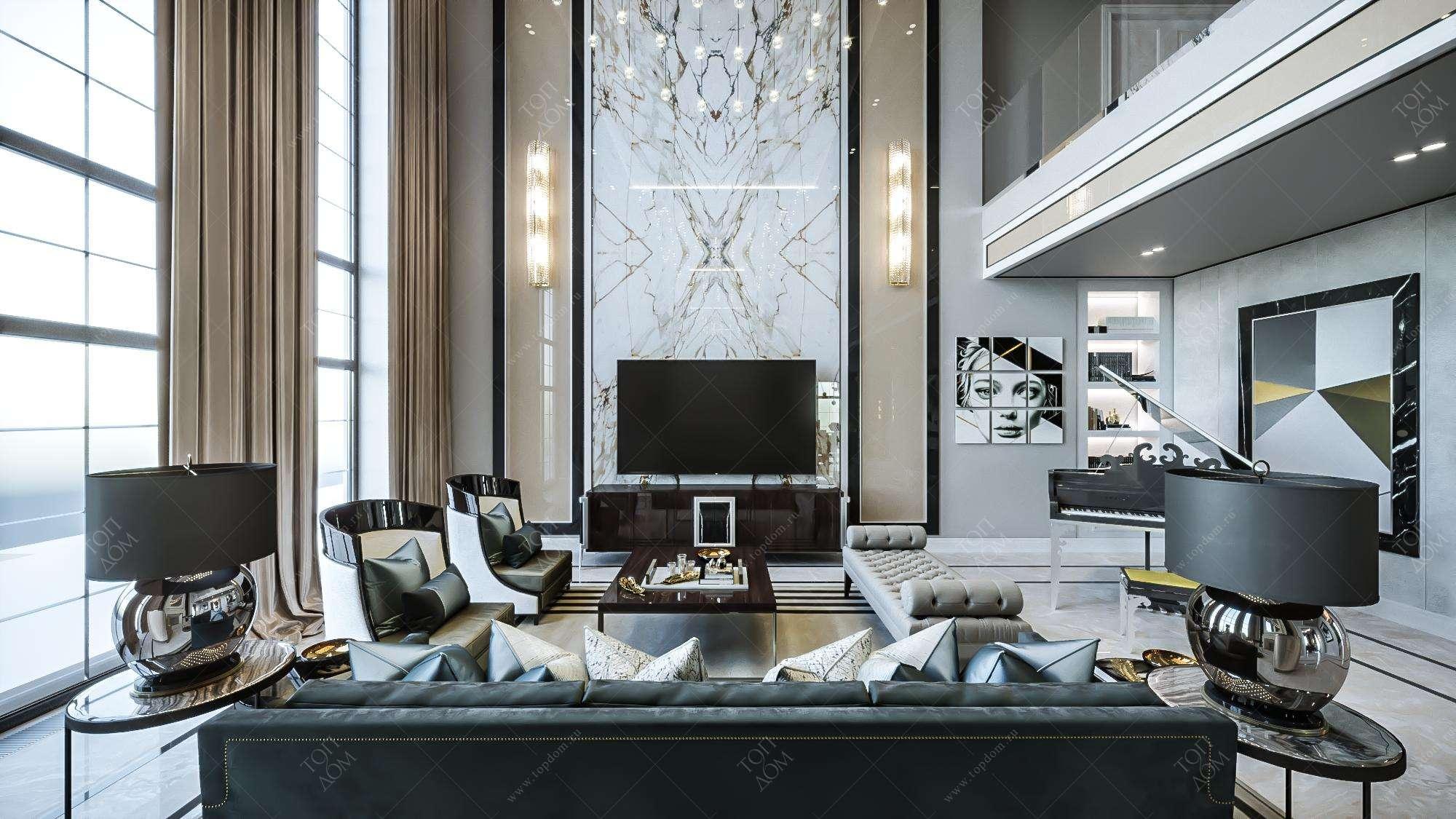 Дизайн интерьера квартиры | заказать проект москва | цена услуг студии