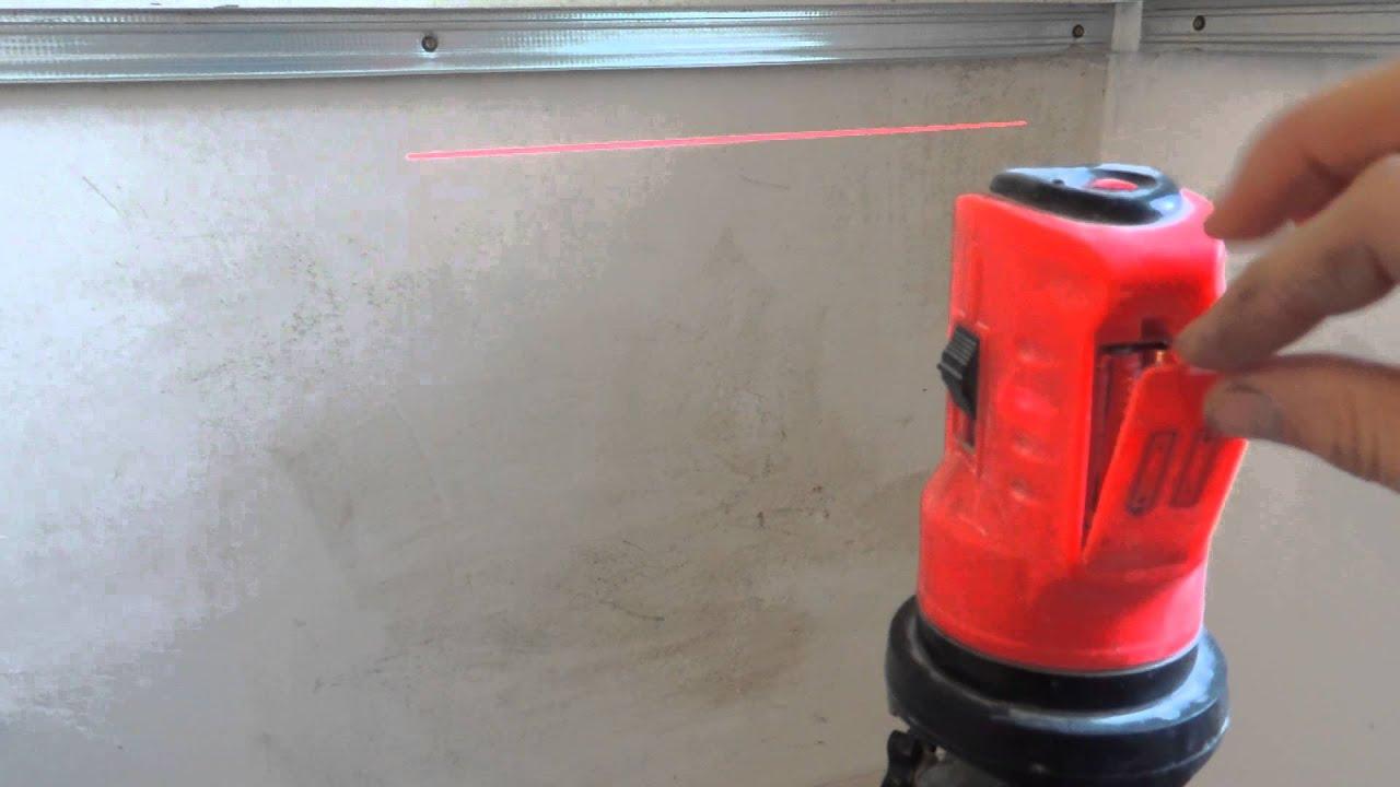 уровень строительный лазерный