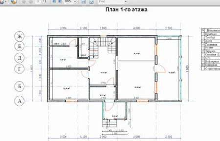 составить проект дома