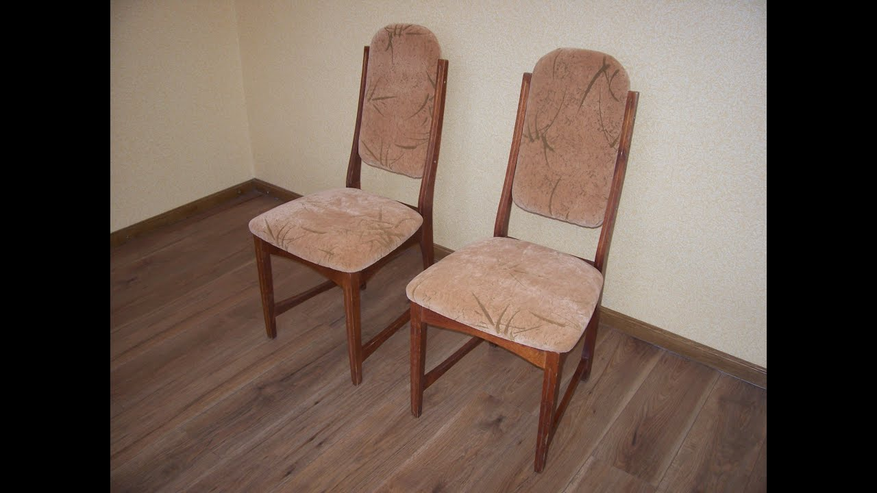 Перетяжка стула своими руками: фото, видео инструкция перетяжка стула своими руками: фото, видео инструкция