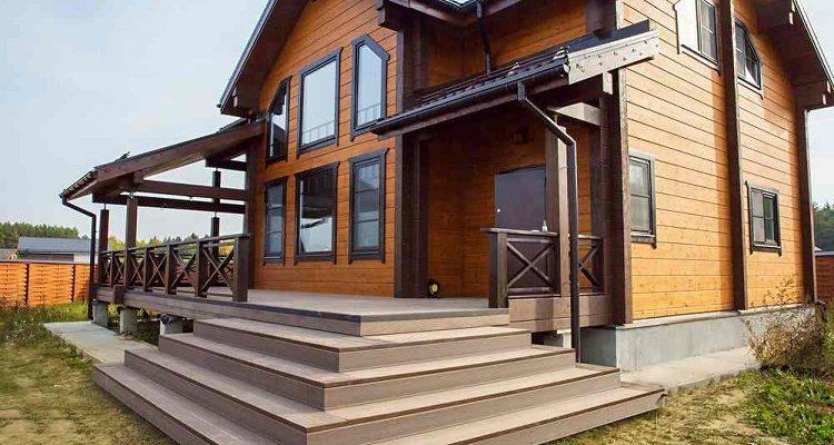Деревянная терраса к дому цена строительства, деревянная терраса на дачный участок под ключ в москве