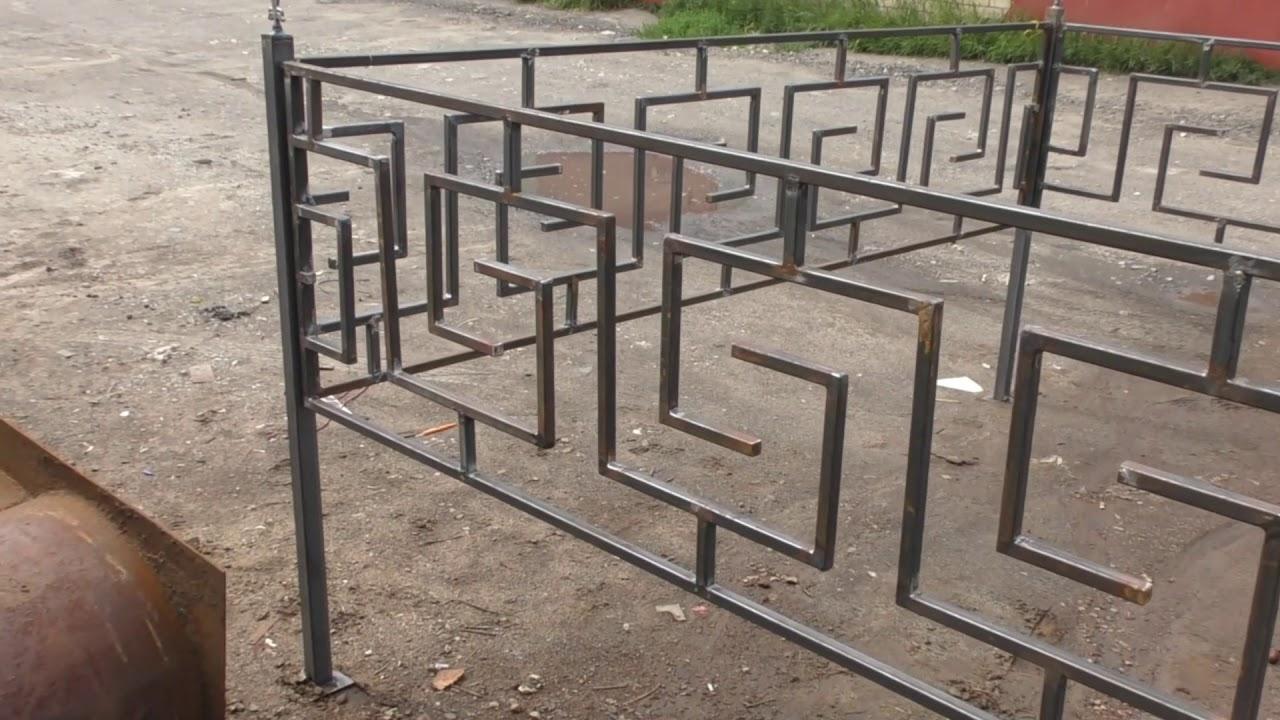 Оградка на могилу своими руками: установка на кладбище самостоятельно