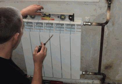 Монтаж электрических радиаторов в полу