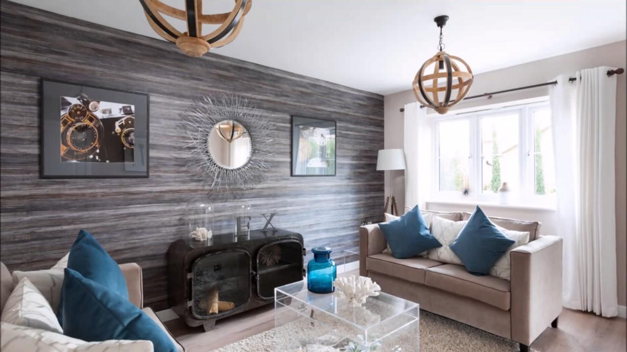 Обои серого цвета однотонные виниловые на флизелиновой основе в спальне на кухне в гостиной и прихожей, полосатые бумажные модели в цветочек с орнаментом в интерьере