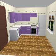 Правила планировки кухни