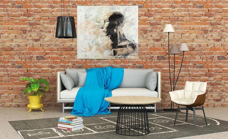 Кирпичные стены в интерьере кухни с фото