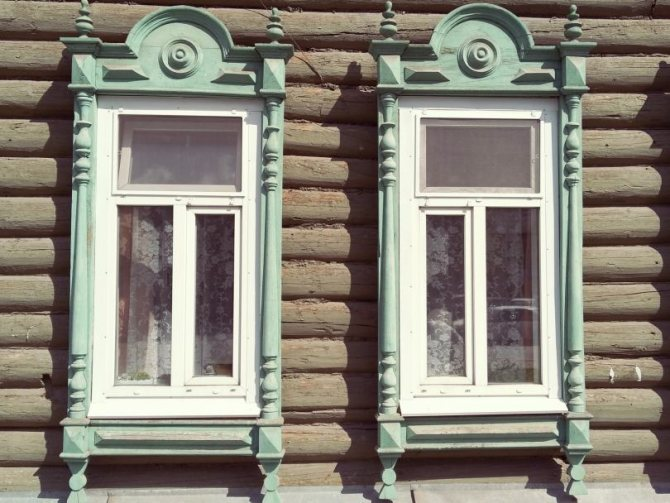 Наличники на окна: 100 фото идей обрамления окон и идеи как оформить окна своими руками