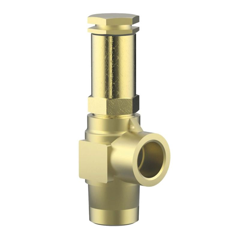 Предохранительный клапан в системе отопления - виды, выбор, монтаж и настройка