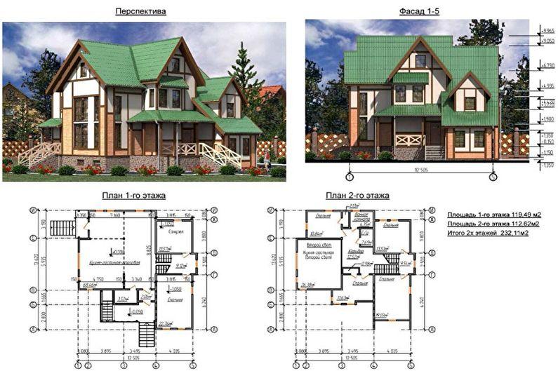 Как сделать второй этаж в частном доме?