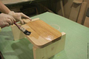 Деревянные разделочные доски: выбор материала, склеивание, финишная обработка