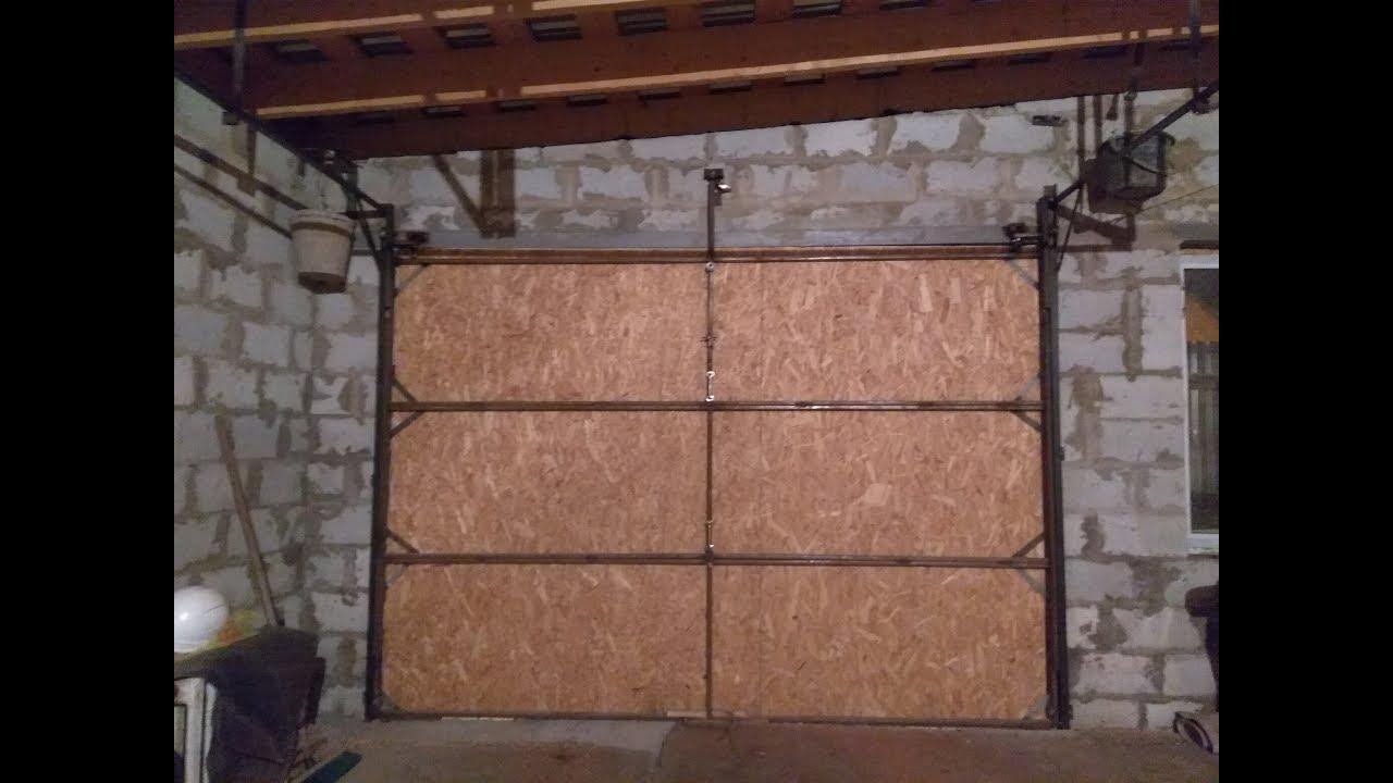Ворота для гаража подъемные - размеры и цены. купить автоматические ворота с электроприводом в москве недорого.