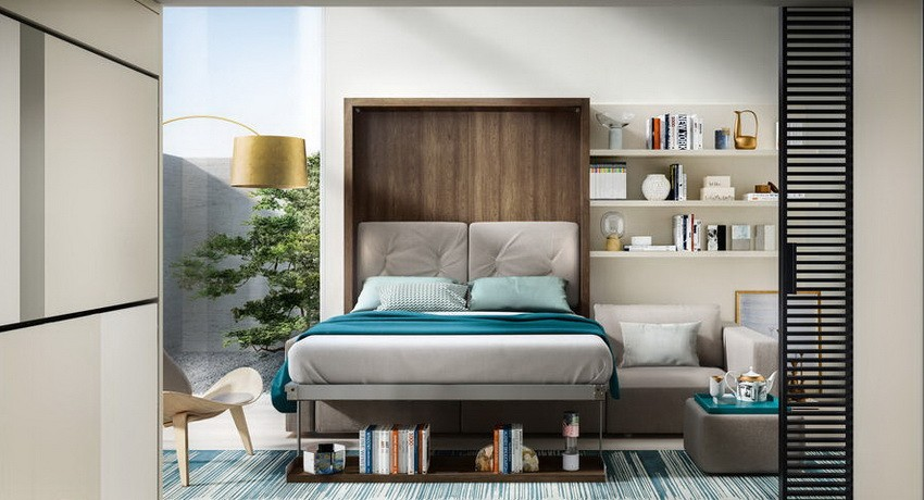мебель для маленьких квартир