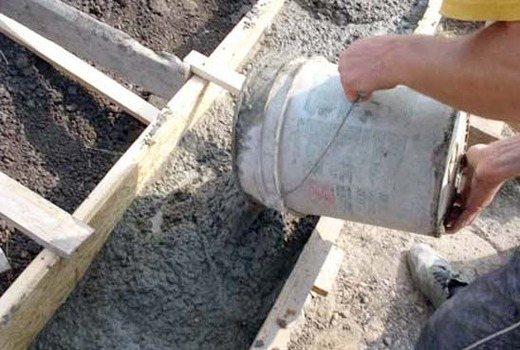 Когда можно снимать опалубку с ленточного фундамента