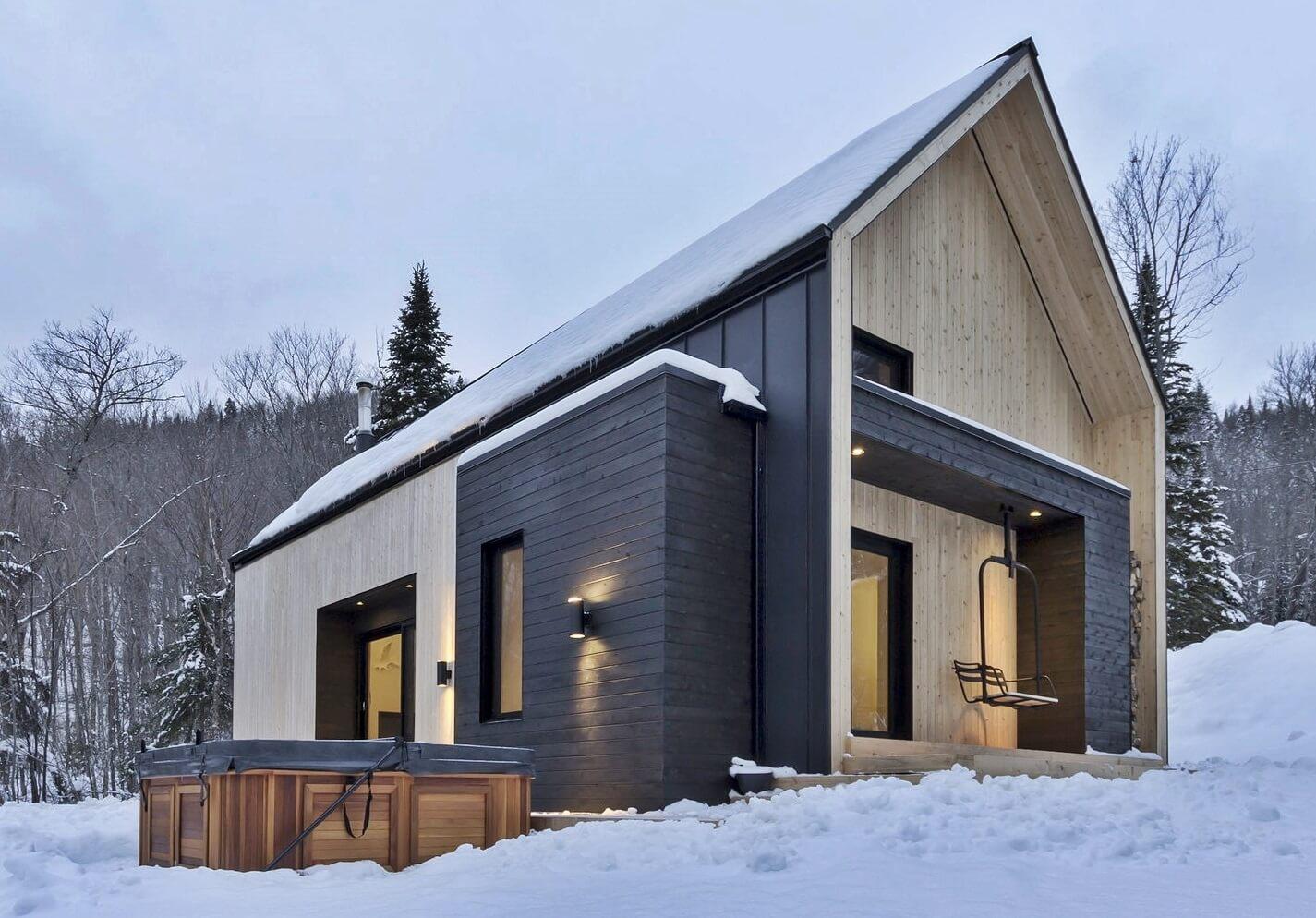 дом по скандинавской технологии