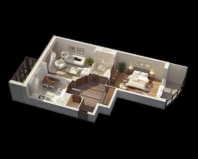 Дизайн интерьера гостевой комнаты 500+ фото