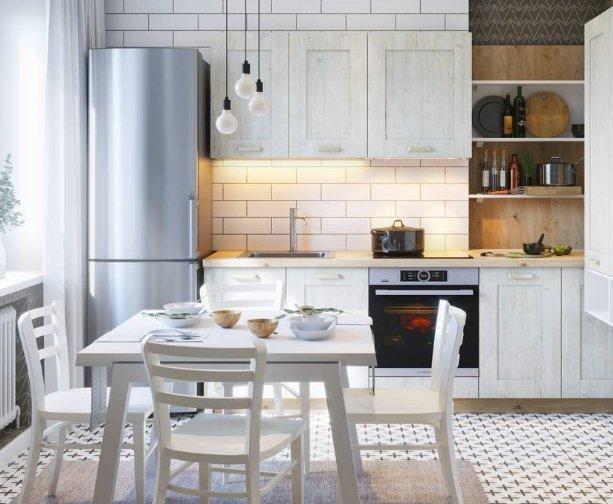 Красивые интерьеры кухни: наш топ-10