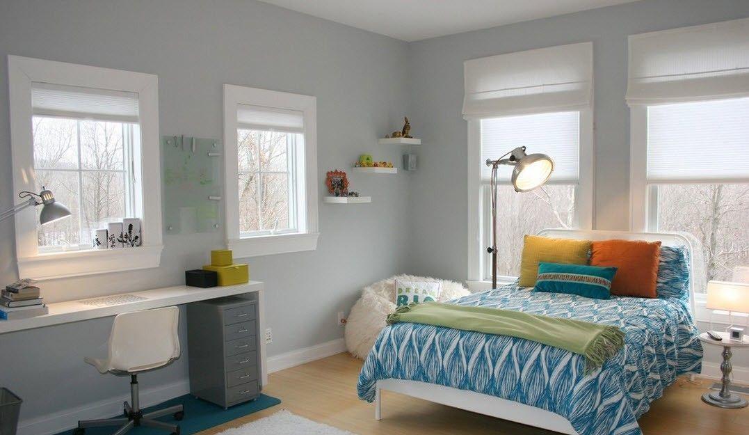 интерьеры комнаты в современном стиле фото
