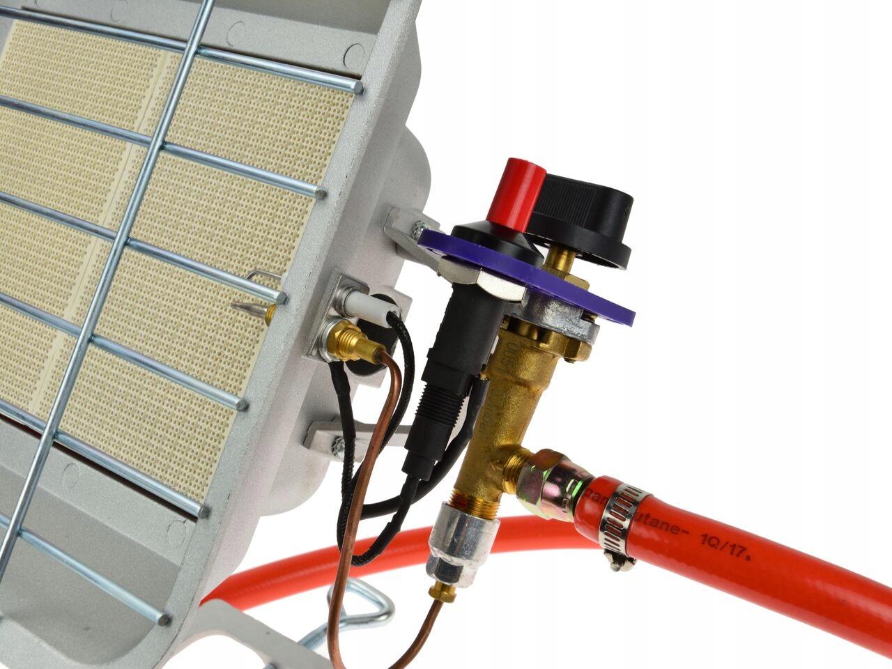 газовые обогреватели для дома