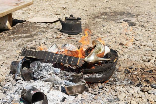 Сжигание мусора на даче в 2020 году законно и без штрафных санкций для собственника
