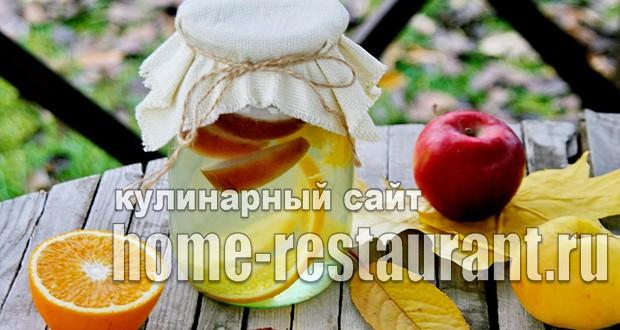 Заготовки из яблок на зиму: «золотые рецепты»
