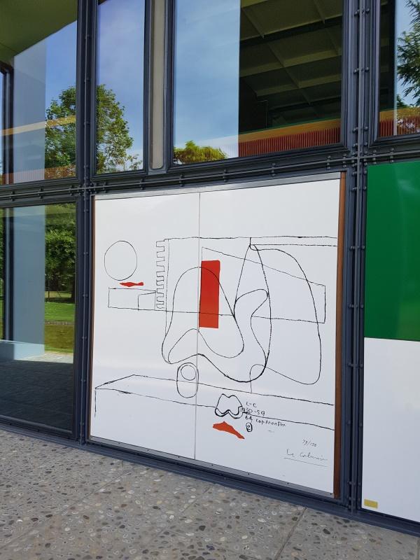 Le corbusier - death, buildings & facts - biography