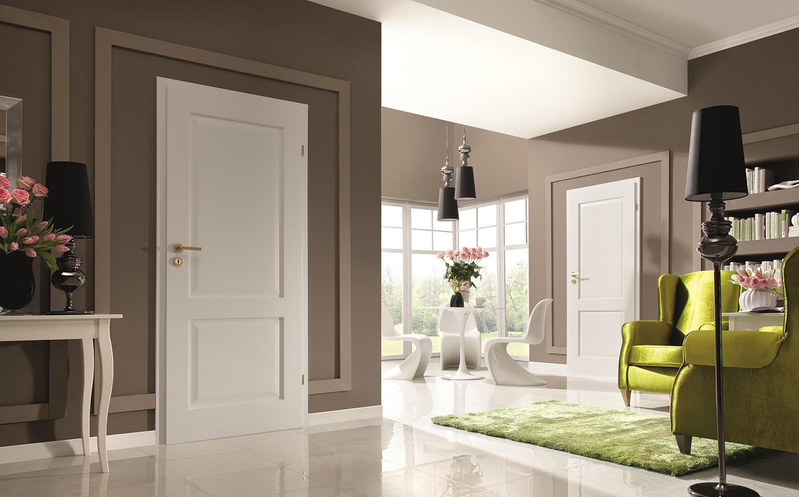 Темные двери в интерьере квартиры – фото и примеры дизайна