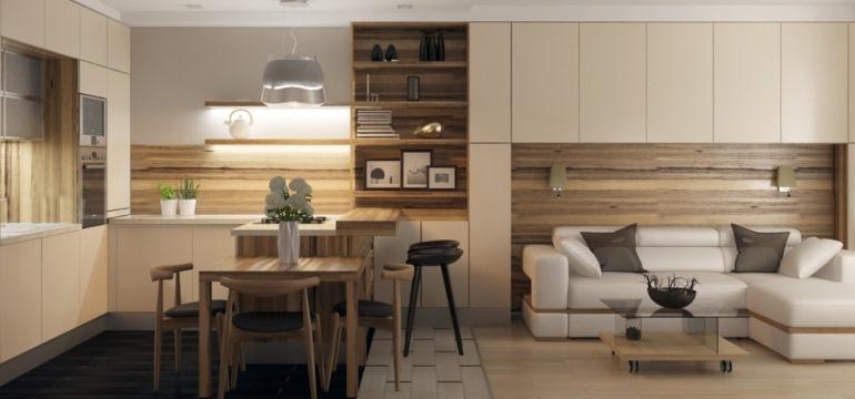 кухня 16 м2