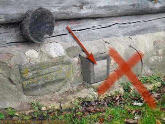 Чем заткнуть продухи в фундаменте на зиму на даче - строим сами