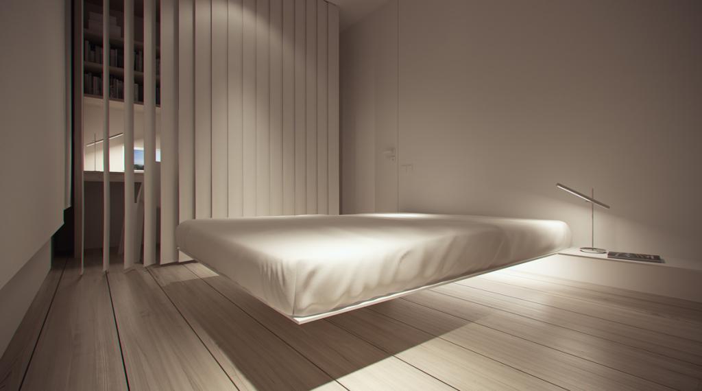 Парящая кровать - фото, видео, советы, обзор, цены, магазины | где купить парящая кровать недорого, с бесплатной доставкой