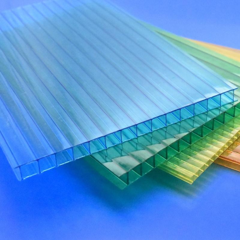 Какой цвет поликарбоната лучше выбрать для теплицы? можно ли покрыть цветным материалом и какой толщины лучше использовать? русский фермер