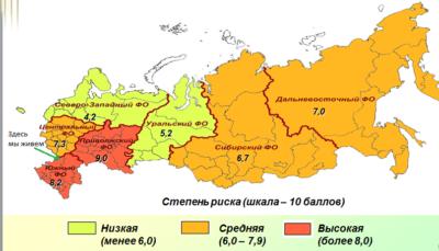 Классифицирование деревьев и кустарников по зонам.: группа декоративные деревья и кустарники