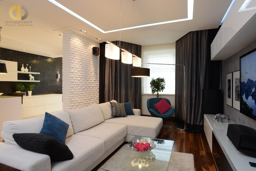 Современные стенки в гостиную: 200 лучших идей [интерьер 2019]