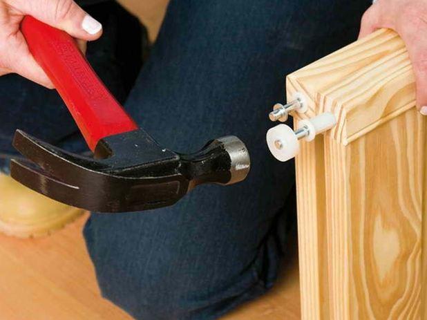 Конструкция и особенности складывающейся двери гармошка