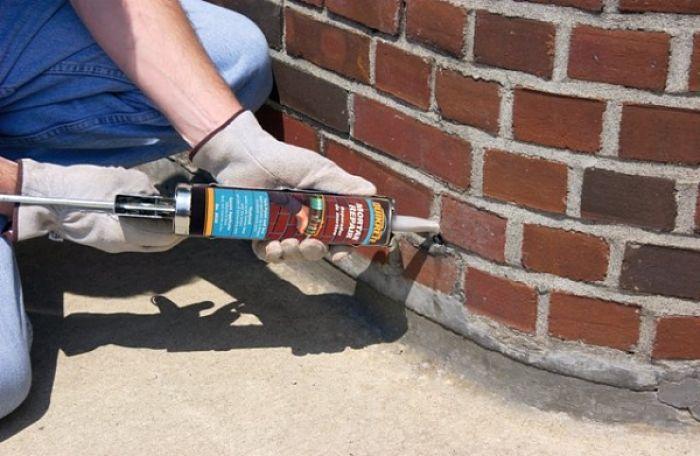 Как использовать полиуретановый герметик для швов для устройства деформационных швов в бетонных полах