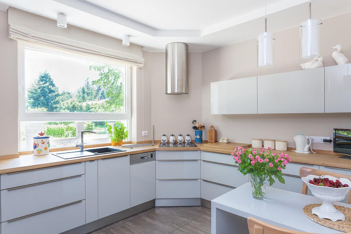 П-образная кухня – 12 дизайн-советов и 55 фото