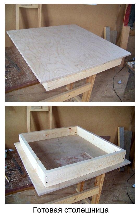 Как сделать самодельный стол для циркулярки своими руками по чертежам