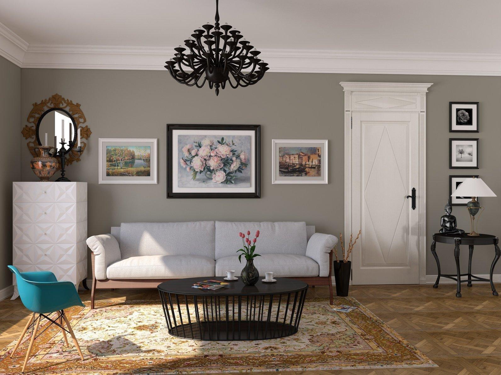 Эргономика домашнего пространства | личный блог дизайнера