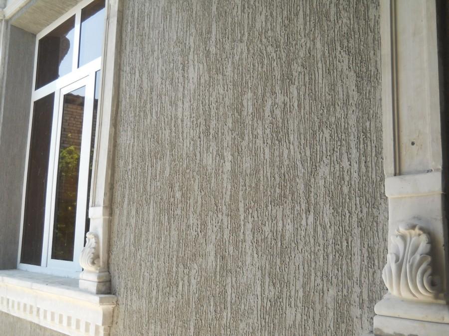 Фасадная штукатурка короед для фасадов домов — фасад эксперт