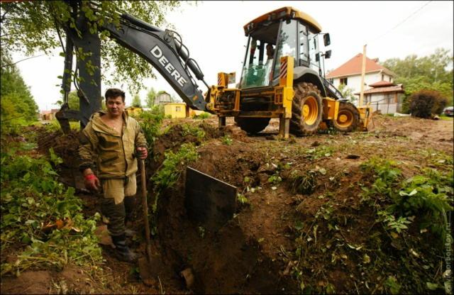 Земляные работы. расценки на земляные работы в москве и московской области 2020