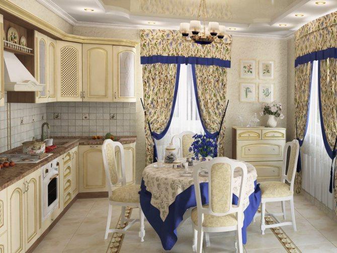 Сиреневая кухня в интерьере :: syl.ru