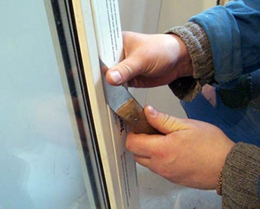как ставить пластиковые окна своими руками
