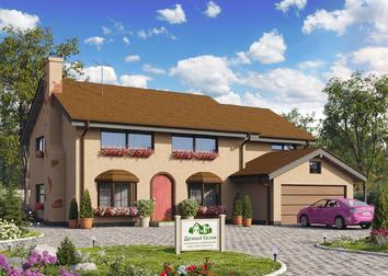 планировки домов и коттеджей с двумя этажами