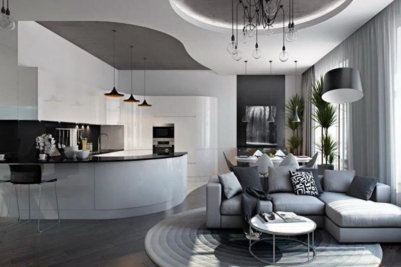 Дизайн квартир 2020: 100 фото модных новинок, тенденций и стилей